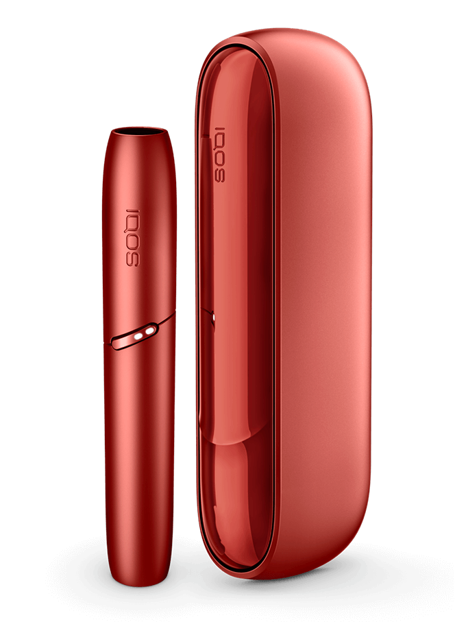 IQOS 3 DUO limited edition copper